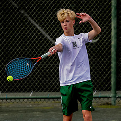 03-30-2021 Newman Varsity Tennis
