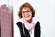 Kick-off De Hollandse 100 2019 van Lymph&Co bij de Jaap Eden IJsbaan in Amsterdam.Lymph&Co is een initiatief van Bernhard van Oranje en heeft als doel de financiering van wetenschappelijk onderzoek naar de aard en behandeling van lymfklierkanker te steunen. <br /> <br /> Op de foto:  Prinses Margriet