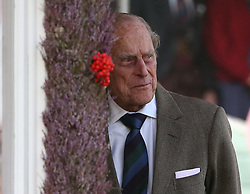 File photo dated 02/09/17 of the Duke of Edinburgh attends the Braemar Royal Highland Gathering at the Princess Royal and Duke of Fife Memorial Park, Braemar. The Duke of Edinburgh has died, Buckingham Palace has announced. Issue date: Friday April 9, 2020.. See PA story DEATH Philip. Photo credit should read: Andrew Milligan/PA Wire