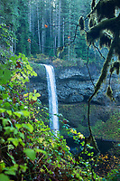 South Falls at Silver Falls State Park, OR.