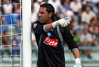 "Empoli (Florence, Italy) Stadium ""Carlo Castellani"" Match day 4 Serie A Campionship Empoli F.C.-S.S.C.Napoli September 23:<br /> Matteo Gianello of Napoli during the match on September 23, 2007 in Empoli, Italy. Empoli and Napoli 0-0<br /> Photo by Gianni Nucci/Insidefoto"
