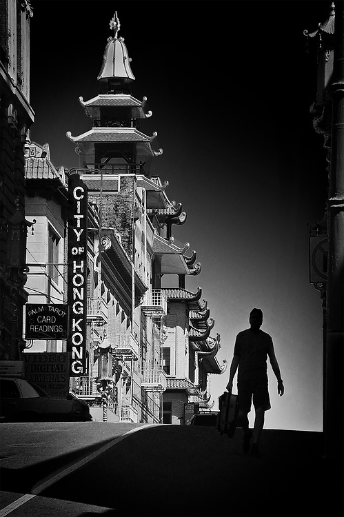 Grant Ave Traveller, San Francisco, CA