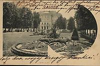 Zagreb : Akademički trg. <br /> <br /> ImpresumZagreb : Svetlotiskarski zavod R. Mosinger, [1902].<br /> Materijalni opis1 razglednica : tisak ; 8,9 x 14 cm.<br /> NakladnikSvjetlotiskarski zavod R. Mosinger<br /> Mjesto izdavanjaZagreb<br /> Vrstavizualna građa • razglednice<br /> ZbirkaZbirka razglednica • Grafička zbirka NSK<br /> ProjektPozdrav iz Hrvatske<br /> Formatimage/jpeg<br /> PredmetZagreb –– Trg Josipa Jurja Strossmayera<br /> Jezikhrvatski<br /> SignaturaRZG-STRG-16<br /> Obuhvat(vremenski)20. stoljeće<br /> NapomenaRazglednica je putovala 1902. godine. • Poleđina razglednice je namijenjena samo za adresu.<br /> PravaJavno dobro<br /> Identifikatori000952362<br /> NBN.HRNBN: urn:nbn:hr:238:368305 <br /> <br /> Izvor: Digitalne zbirke Nacionalne i sveučilišne knjižnice u Zagrebu