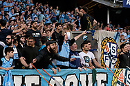 SYDNEY, NSW- NOVEMBER 21: Sydney FC crowd at the FFA Cup Final Soccer between Sydney FC and Adelaide United on November 21, 2017 at Allianz Stadium, Sydney. (Photo by Steven Markham/Icon Sportswire)