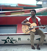 Toots at home with friends in Kingston Jamaica 1976