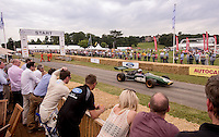 The Cholmondely Pageant of power start line hospitality photography for marketing the VIP areas and event.