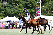 Team BNZ during the finals. 2010 BMW New Zealand Polo Open. Auckland Polo Club, Fisher Field, Clevedon, New Zealand. Sunday 21st February 2010. Photo: Anthony Au-Yeung/PHOTOSPORT