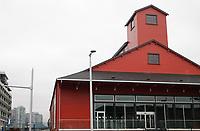 Feature / Reportasje<br /> OL 2010 Vancouver Canada<br /> Foto: Gepa/Digitalsport<br /> NORWAY ONLY<br /> <br /> Vorschau auf die Olympischen Winterspiele 2010 in Vancouver. <br /> <br /> Bild zeigt ein Haus. Keywords: Olympisches Dorf, Olympic Village