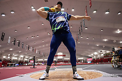 American Track League<br /> ESPN Indoor #2 track and field meet<br /> Ryan Crouser, Nike, shot put