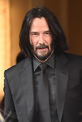 May 8, 2019 - New York, NY, USA - May 8, 2019 New York City..Keanu Reeves was seen on May 8, 2019 in New York City. (Credit Image: © Kristin Callahan/Ace Pictures via ZUMA Press)