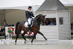 De Jongh Kimberley (NED) - Inspekteur<br /> Nederlands Kampioenschap Dressuur - De Steeg 2009<br /> Photo © Dirk Caremans