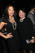 7 March 2011- New York, NY- l to r: Keijah Minor and Debra Lee at the Power of Urban Presentation and Reception hosted by Magic Johnson and Yucaipa and held at the Empire Penthouse on March 7, 2011 in New York City. Photo Credit: Terrence Jennings/Photo Credit: Terrence Jennings for Uptown Magazine