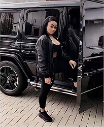 "Blac Chyna releases a photo on Instagram with the following caption: ""BEST Booty Hugging Jeans \ud83d\ude0d\ud83c\udf51 @fashionnova @fashionnova"". Photo Credit: Instagram *** No USA Distribution *** For Editorial Use Only *** Not to be Published in Books or Photo Books ***  Please note: Fees charged by the agency are for the agency's services only, and do not, nor are they intended to, convey to the user any ownership of Copyright or License in the material. The agency does not claim any ownership including but not limited to Copyright or License in the attached material. By publishing this material you expressly agree to indemnify and to hold the agency and its directors, shareholders and employees harmless from any loss, claims, damages, demands, expenses (including legal fees), or any causes of action or allegation against the agency arising out of or connected in any way with publication of the material."