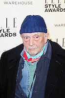 David Bailey, ELLE Style Awards, One Embankment, London UK, 18 February 2014, Photo by Richard Goldschmidt