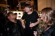 BEN BENJAMIN; ALEX JAMES; ELAINE FORAN, The Nineties are Vintage. Concept Store, Rellik and Workit. The Wonder Room. Selfridges. Oxford St. London. 7 January 2010.