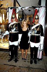 ALICE EVE at a party to launch jeweller Boodles new store at 178 New Bond Street, London W1 on 26th September 2007.<br /><br />NON EXCLUSIVE - WORLD RIGHTS