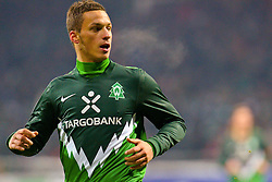 18.12..2010, Weser Stadion, Bremen, GER, 1.FBL, Werder Bremen vs 1. FC Kaiserslautern im Bild  Marko Arnautovic (Werder #07 )   EXPA Pictures © 2010, PhotoCredit: EXPA/ nph/  Kokenge       ****** out ouf GER ******
