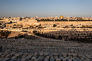 Jerusalem as seen from the Mount of Olives