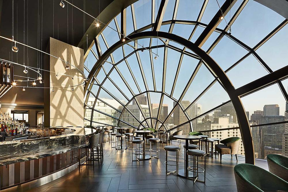 San Francisco Architecture Photographer Raymond Rudolph photographs Hotels and Resorts around the world