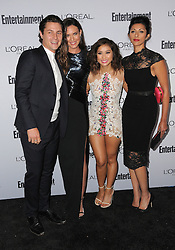 Augustus Prew, Odette Annable, Brenda Song, and Reshma Shetty bei der 2016 Entertainment Weekly Pre Emmy Party in Los Angeles / 160916<br /> <br /> ***2016 Entertainment Weekly Pre-Emmy Party in Los Angeles, California on September 16, 2016***