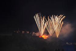 Pictured: <br />Virgin Money Fireworks Edinburgh 260819<br /><br />Dave Cullen | EEm date