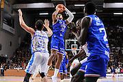 DESCRIZIONE : Beko Legabasket Serie A 2015- 2016 Dinamo Banco di Sardegna Sassari - Enel Brindisi<br /> GIOCATORE : Kenneth Kadji<br /> CATEGORIA : Tiro Tre Punti Three Point<br /> SQUADRA : Enel Brindisi<br /> EVENTO : Beko Legabasket Serie A 2015-2016<br /> GARA : Dinamo Banco di Sardegna Sassari - Enel Brindisi<br /> DATA : 18/10/2015<br /> SPORT : Pallacanestro <br /> AUTORE : Agenzia Ciamillo-Castoria/C.Atzori