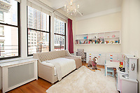 Bedroom at 108 West 25th Street