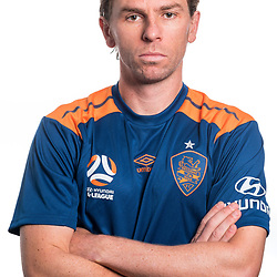 16th September 2017 - Brisbane Roar Headshot Photos