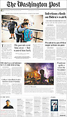 April 08, 2021 (USA): Front-page: Today's Newspapers In United States
