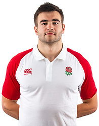 Will Muir of England Rugby 7s - Mandatory by-line: Robbie Stephenson/JMP - 17/09/2019 - RUGBY - The Lansbury - London, England - England Rugby 7s Headshots
