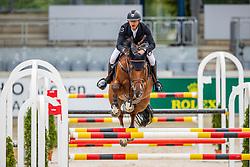 DEVOS Pieter (BEL), Espoir<br /> Allianz-Preis<br /> CSI3* - Aachen Grand Prix, Springprüfung mit Stechen, 1.50m<br /> Grosse Tour<br /> Aachen - Jumping International 2020<br /> 06. September 2020<br /> © www.sportfotos-lafrentz.de/Stefan Lafrentz