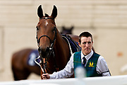 Sky Defender ridden by Franny Norton and trained by Mark Johnston in the F45 Bath Training Guaranteed Results Handicap race.  - Ryan Hiscott/JMP - 06/05/2019 - PR - Bath Racecourse- Bath, England - Kids Takeover Day - Monday 6th April 2019