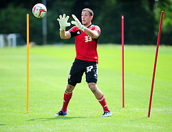 Bristol City's Dylan Castanheira - Photo mandatory by-line: Dougie Allward/JMP - Tel: Mobile: 07966 386802 28/06/2013 - SPORT - FOOTBALL - Bristol -  Bristol City - Pre Season Training - Npower League One