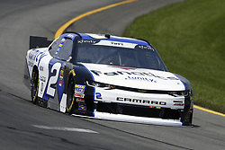 June 1, 2018 - Long Pond, Pennsylvania, United States of America - Matt Tifft (2) brings his car through the turns during practice for the Pocono Green 250 at Pocono Raceway in Long Pond, Pennsylvania. (Credit Image: © Chris Owens Asp Inc/ASP via ZUMA Wire)