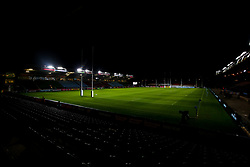 A general view of Twickenham Stoop, home of Harlequins - Mandatory by-line: Robbie Stephenson/JMP - 30/11/2018 - RUGBY - Twickenham Stoop - London, England - Harlequins v Exeter Chiefs - Gallagher Premiership Rugby