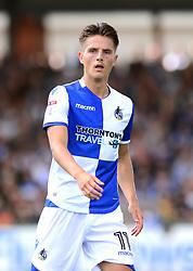 Tom Nichols of Bristol Rovers - Mandatory by-line: Dougie Allward/JMP - 12/08/2017 - FOOTBALL - Memorial Stadium - Bristol, England - Bristol Rovers v Peterborough United - Sky Bet League One