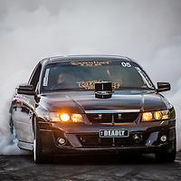 2016 Perth Motorplex Burnout Boss - Open Division