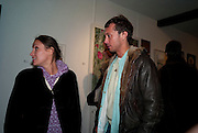 Sasha Volkova; Dan Macmillan, METRO Ð LAND , A GROUP EXHIBITION OF NEW WORKS BY 50 LONDONÐBASED ARTISTS CURATED BY FLORA FAIRBAIRN AND ROWENA CHIU. MERRISCOURT FARM, SARSDEN, NR. CHIPPING NORTON. Oxon. 16 May 2009<br /> Sasha Volkova; Dan Macmillan, METRO ? LAND , A GROUP EXHIBITION OF NEW WORKS BY 50 LONDON?BASED ARTISTS CURATED BY FLORA FAIRBAIRN AND ROWENA CHIU. MERRISCOURT FARM, SARSDEN, NR. CHIPPING NORTON. Oxon. 16 May 2009