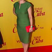NLD/Hilversum/20190211- Verliefd op Cuba premiere, Iris Slee