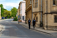 People out and about ,Lockdown 2020  Oxford Photo by Mark Anton Smith