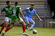SYDNEY, AUSTRALIA - AUGUST 21: Melbourne City player Craig Noone (11) kicks the ball during the FFA Cup round of 16 soccer match between Marconi Stallions FC and Melbourne City FC on August 21, 2019 at Marconi Stadium in Sydney, Australia. (Photo by Speed Media/Icon Sportswire)
