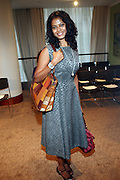 """Grace Anezia Ali at b.michael America Spring 2010 Collection """" Advanced American Style """" held at Christie's in Rockefeller Plaza on September 16, 2009 in New York City."""