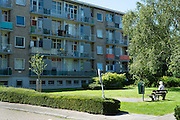 Woonwijk Mariahoeve in Den Haag - Residential quarter in The Hague, Netherlands