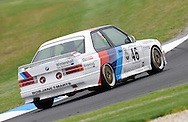 Bill Cutler - BMW M3 - Group B.Historic Motorsport Racing - Phillip Island Classic.18th March 2011.Phillip Island Racetrack, Phillip Island, Victoria.(C) Joel Strickland Photographics.Use information: This image is intended for Editorial use only (e.g. news or commentary, print or electronic). Any commercial or promotional use requires additional clearance.