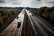 A12 duel carriageway, Suffolk; United Kingdom.