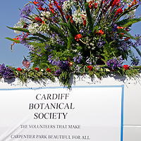 Cardiff by the Sea 100th Birthday Parade; Cardiff Botanical SOoiety