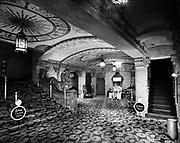 "Ackroyd 00058- 34. ""Oriental Theatre. Interiors & exteriors. February 7, 1947"" 822 SE Grand. interior, lobby and stairways"