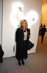HELEN LEDERER at a reception o celebrate the opening of 'USA Today' - an exhibition of work from The Saatchi Gallery held at The Royal Academy of Arts, Burlington Gardens, London on 5th September 2006.<br /><br />NON EXCLUSIVE - WORLD RIGHTS