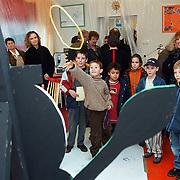 Opening verbouwde oude Zenderschool ploegweg - Weideweg Huizen