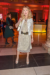 Basia Briggs at the Mary Quant VIP Preview at The Victoria & Albert Museum, London, England. 03 April 2019. <br /> <br /> ***For fees please contact us prior to publication***